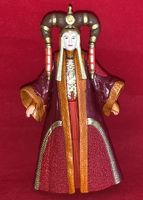 Star Wars Episode 1: Queen Amidala (Coruscant) - Complete Loose Action Figure